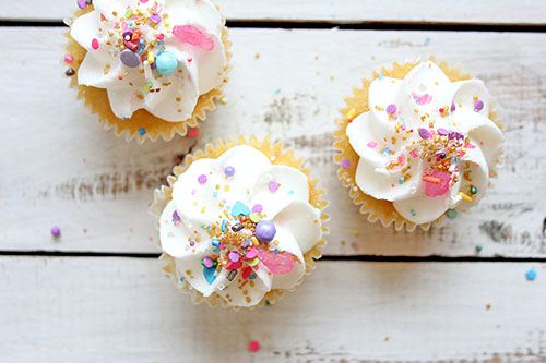 Prinzessin Party Muffins