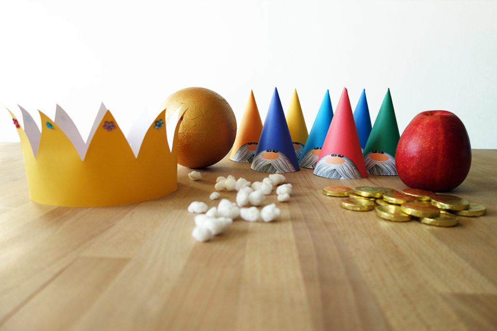 Märchengeburtstag DIY Dekoration
