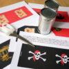 Piratengeburtstag Spiel Dosenwerfen