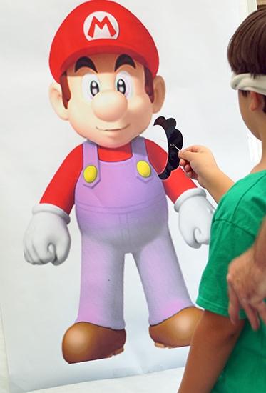 Super Mario Bart Spiel